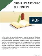 COMO ESCRIBIR ARTICULO DE OPINION.pdf