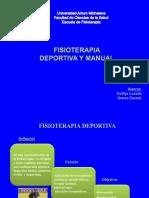 Presentación de Ft Deportiva