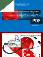 Presentación Ft Cardiovascular y Respiratoria