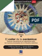 El Color de La Ceramica_ Nuevos - Guillermo Monros
