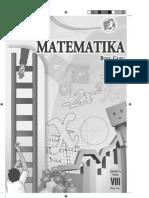 PDF Full Book Matematika BG Kelas VIII
