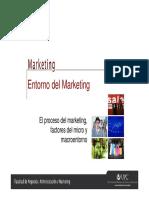 Entorno Del Marketing - Aula Virtual