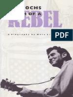 Death of a Rebel a Biography of Phil Ochs Marc Eliot