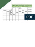 Cronograma de Visitas de Orientación Vocacional