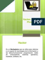 Hacker Cracker Phreaker