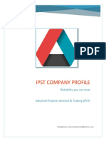 Retail Product list IPST