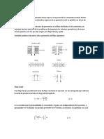 Geometria de Flujo, Flujo Lineal y Radial