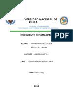 Climatologia Informe Completo