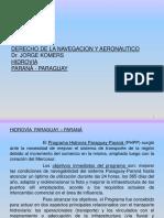 Navegacion Ppt Hidrovia en 97 - 2003