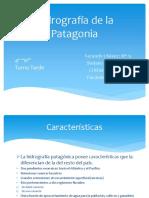Hidrografía de La Patagonia [Autoguardado]