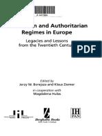 Totalitarian Regime