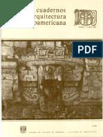 Arquitectura mesoamericana cuaderno
