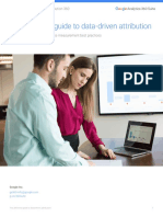 Gatt360 Definitive Guide to Data-driven Attribution White Paper