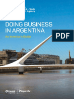 Doing Business in Argentina-2017