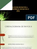 Diapositivas Rayos x
