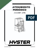 Mantenimieno Periódico (Español)
