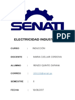 Inducción SENATI virtual 2017