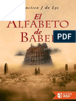 El Alfabeto de Babel - Francisco J. de Lys