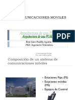 Arquitectura Red Movil