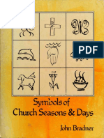 Symbols of Church Seasons & Days - John Bradner