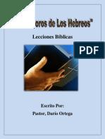 Los Tesoros de Los Hebreos