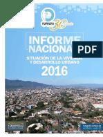 Situacion Del Sector Vivienda y Desarrollo Urbano Costa Rica 2016