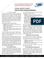 Factsheet-cisco Port Security