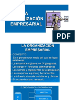 ORGANIZACION (Proceso Administrativo).pptx