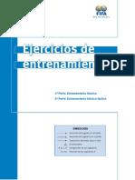 FIFA CAP.5 Ejercicios Entrenamiento Técnico 1.