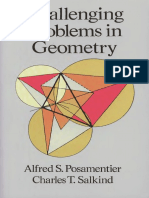 Challenging Problems In Geometry Alfred Posamentier.pdf