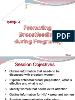 Breastfeeding and lactation