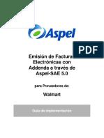 Pasos Para Generar Cfd Con Addenda WALMART SAE 5.0 v1
