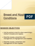 XII Breast and Nipple Conditions