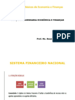 Princípios Básicos de Economia e Finanças
