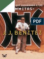 Benitez J J - El Hombre Que Susurraba a Los Ummita