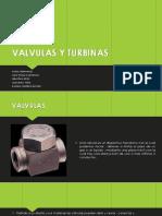 Valvulas y Turbinas