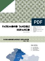 Pat. Tangible Hispanico El Salvador