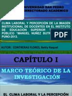 DIAPO CLIMA LABORAL
