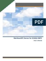 MatrikonOPC Server for SCADA DNP3 User Manual