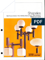 ITT American Electric Shapelies Series 30-31-32 Spec Sheet 2-79
