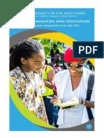 FHE UG Handbook 2016 2017