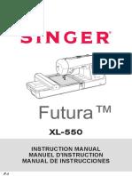 singer manual