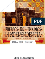 Pueblos Originarios e Independencia