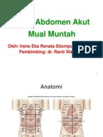 Akut Abdomen-Mual Muntah.pptx