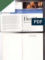 Derrida_ Dar La Muerte