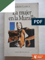 La Mujer en La Muralla - Alberto Laiseca