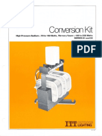 ITT American Electric Conversion Kit Series 01 & 02 Spec Sheet 2-79