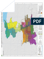 Peta admistrasi Kota Medan