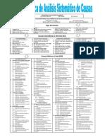 Tabla de Analisis Causal TASC 1