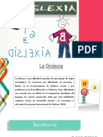 Presentacion La Dislexia